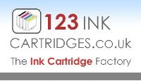 123 Ink Cartridge logo
